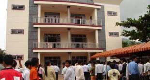 Trường Kinh Thánh của người S'tiêng ở miền  Nam.