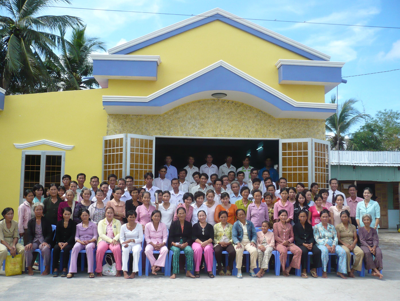 Nhà nguyện Tân Phú, Cà Mau
