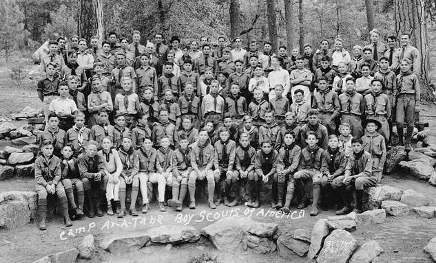 scout-camp