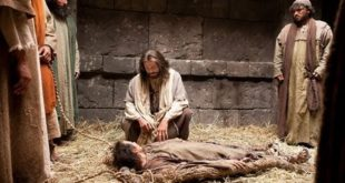 Jesus heals par