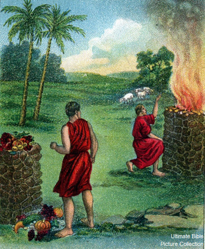 Cain_and_Abel_offering_sacrifices_C-625