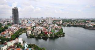 Hanoi-city-scape-view
