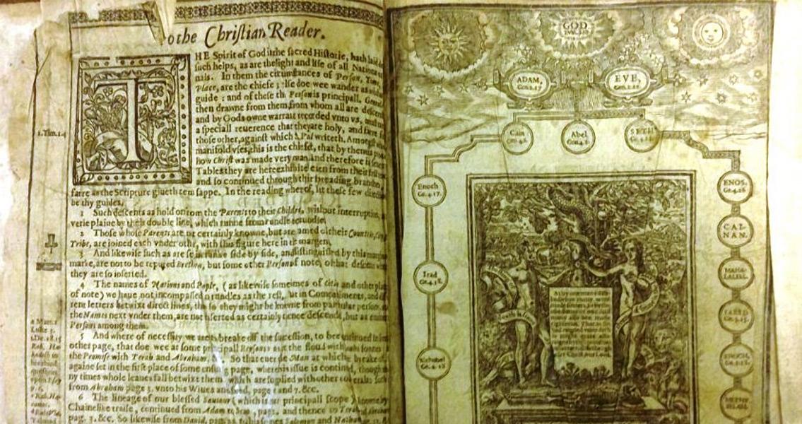 First-Quarto-of-King-James-Bible